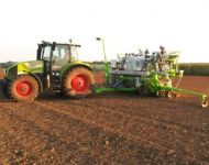 Wintersteiger Dynamic Disc 8 rows pull type (2014)