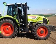 Claas Arion 420 tractor (110 HP)